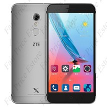 "Zte Xiaoxian 4 MTK6753 Octa-core 5.2"" Fhd Android 6.0 4G Phone 13MP Cam(Grey) - $210.99"