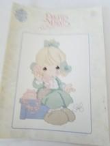 Gloria & Pat Precious Moments Cross Stitch Pattern - $8.90