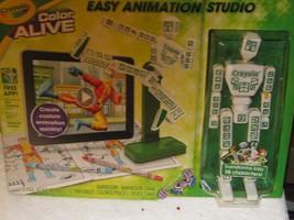 crayola easy animation studio - $11.30