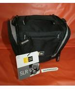 Case Logic SLR Camera Case Black Media Bag 632401347 With Tags - $19.79