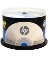 HP CR52050CB 52x CD-Rs, 50-ct Spindle - $26.92