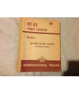 Internazionale Carrelli Ihc MT81 MT-81 Harvester Catalogo Ricambi Manuale 6 - $54.45