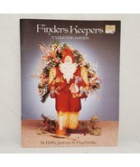 Finders Keepers Yuletide Edition Christmas Tole Book Kathy Janvrin Pegi ... - $10.99