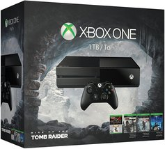 Microsoft Xbox One 1TB Console - 5 Games Holiday Bundle - $356.12