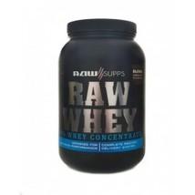 RAW Supps - Raw Whey - Chocolate -1kg - $46.78