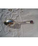 Old English Pattern  Birks Regency Plate Tea Spoon - $9.99