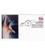 SHUTTLE CHALLENGER RAYBURN SPACE STATION WASHINGTON DC JUNE 28 1995 QUAD... - €1,72 EUR