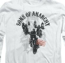 Sons of Anarchy TV series Redwood Original long sleeve graphic t-shirt SOA125 image 3