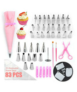Plastic Icing Piping Disposable Frosting DIY Pastry Bag  - $14.36