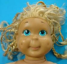 """Playskool Hasbro Kid Sister Doll 20"""" Blonde Preschool Vintage Girls Kids Toy - $37.40"""