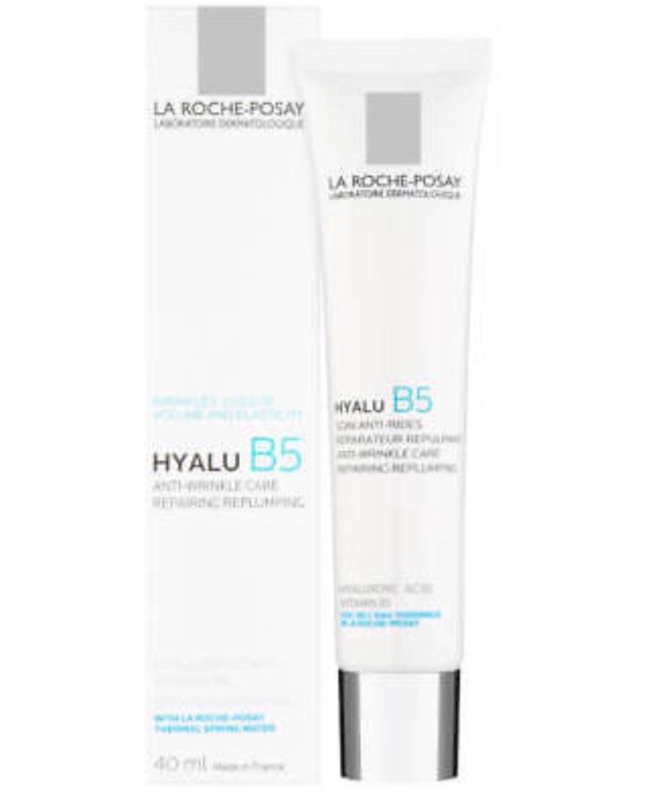 LA ROCHE-POSAY HYALU B5 cream moisturizer