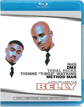 Belly (Blu Ray) (Ws/Eng/Span/7.1 Dts Hd)