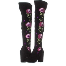 Carlos by Carlos Santana Quality Over-The-Knee Boots 823, Black, 6.5 US ... - $27.93