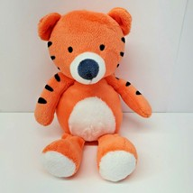 "Carters Just One You Tiger Orange Black Stripes Rattle Baby Plush 9"" - $28.97"