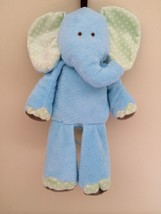 "Carters Just One Year Elephant Musical Crib Pull Toy Twinkle Twinkle 13"" - $19.79"