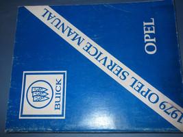 1979 Buick Opel Service Repair Shop Manual FACTORY OEM 79 BOOK - $10.84