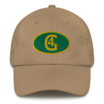 BRETT FAVRE 4 HAT / FAVRE HAT / 4 HAT / packers DAD HAT image 4