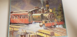 Puffing Billy 2 Bits And Pieces 1000 Pieces Panoramic Puzzle New Sealed - $34.99