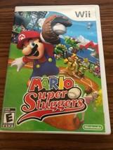 Mario Super Sluggers (Nintendo Wii, 2008) Complete Tested - $9.49