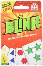Mattel Reinhards Staupe's Blink the World's Fastest Game! Card Game New Original - $9.99