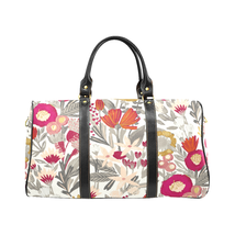 Wild Flower Spring '19 Pattern Gucci Style Large Travel Gym Bag Custom H... - $129.97