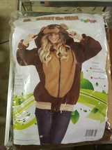 RG Costume 40875 Bailey the Bear Hoodie Large 40-42 NEW - $25.00