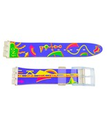 Swatch Replacement 17mm Plastic Watch Band Strap with Arrow Design - $8.95