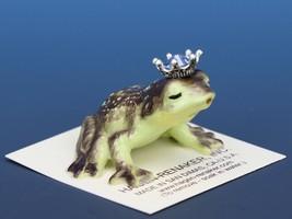 Birthstone Frog Prince Kissing December Zircon Miniatures by Hagen-Renaker image 2