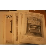 Woodworkers Journal Lot of 6 - 1983,1984 - $8.64