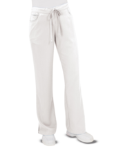 Grey's Anatomy XL Missy Pant With Cargo Pocket and Side Slits White 7241 10 New - $29.02