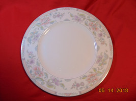 "10 7/8"", Dinner Plate, Lenox, Litchfield Garden Pattern. - $14.99"