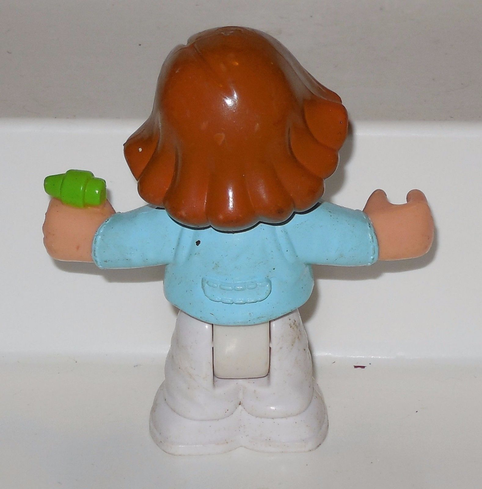 Fisher Price Little People Bendable Poseable Girl Doctor FPLP