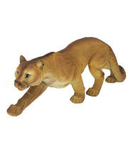 Prowling American Mountain Cougar Garden Statue, 22 Inch, Full Color (a) - $217.80