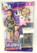 New Barbie Baby Skipper Babysitters Inc Mattel Doll Blonde Toddler Potty... - $23.75