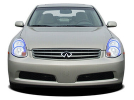 for Infiniti G35 05-06 Blue LED Halo kit for Headlights - $130.98