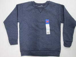 Hanes  Crew long sleeve fleece shirt SIZE MEDIUM BRAND NEW! - $4.90