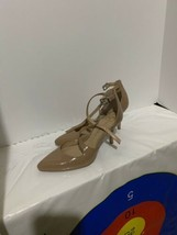 "Jessica Simpson Shoes Beige Used Heel 2"" - $18.00"