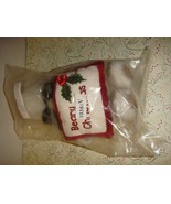 Boyds Bears Gladys Tidings With Beary Christmas Pillow - $20.99