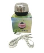 Portable Mini Speaker Bluetooth For iPOD MP3 MP4 Player PO Phone Silver ... - $9.90