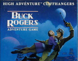Buck Rogers Adventure Exitement  25 Century  Game rare - $28.72