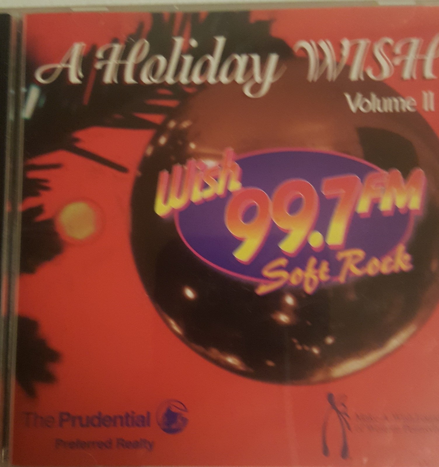 A Holiday Wish Volume II Cd