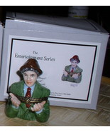 Chico  Marx Brothers Porcelain Hinged Box - $49.00