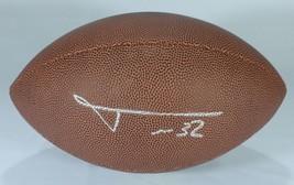 Tyrann Mathieu Signed Full Size Wilson NFL Football JSA Texans Cardinals... - $112.19