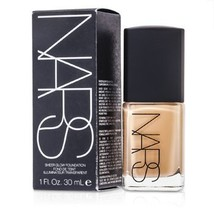 NARS Sheer Glow Foundation - Santa Fe (Medium 2 - Medium with Peachy Undertone)  - $64.00