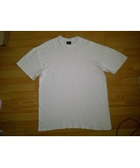 BASIC WEARS Hip Hop Urban Baggy Blank Plain White Tee T-Shirt 2xl 2x XXL - $4.99