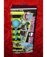 Monster High Roller Maze Frankie Stein Daughter of Frankenstein NRFB Mattel 2011 - $16.00