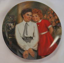 ANNIE and GRACE Collectible Plate 1983 Knowles Fine China Limited Edition - $19.79