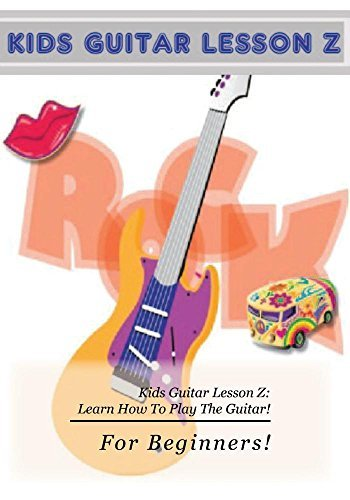 kids guitar lesson z learn how to play the guitar for beginners guitar. Black Bedroom Furniture Sets. Home Design Ideas