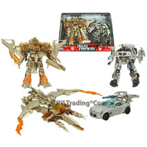 Year 2008 Transformers 1st Movie SCREEN BATTLES Set BATTLE OVER MISSION ... - $129.99