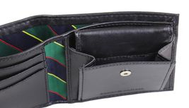 Tommy Hilfiger Men's Leather Credit Card Id Billfold Coin Rfid Wallet 31Tl130049 image 10